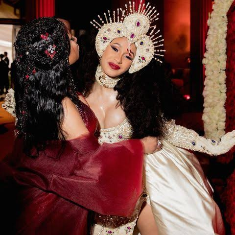 Rappers Cardi B And Nicki Minaj Quits Attacking Each Other