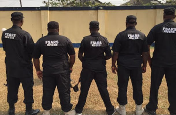 Cross River - FSARS Rescues Businessman From Kidnappers