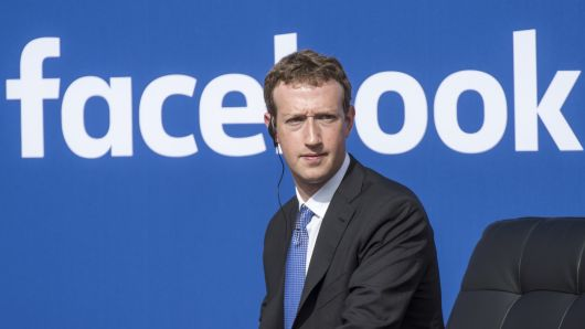 Facebook Founder, Zuckerberg