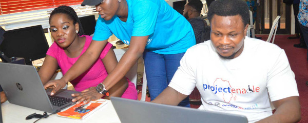 Google Impact Challenge Nigeria