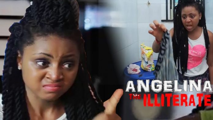 Latest Nigerian Nollywood Movie – 'Angelina The Illiterate'