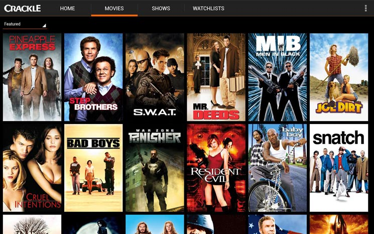 Top And Legal Movie Download Websites