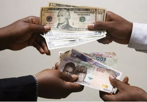 See Latest Exchange Rate As Naira Continues To Drop