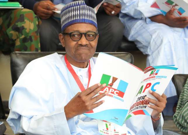 Buhari States Why He Refused Signing Amended Electoral Bill