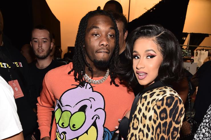 Cardi B Rejects Reconciliation With Offset