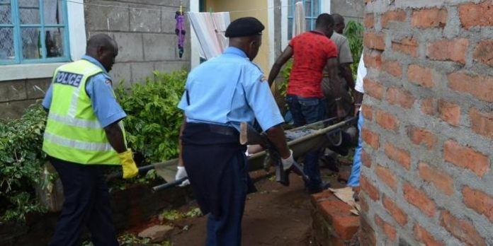 Drunk Kenyan Man Stabbed Two Daughters To Death