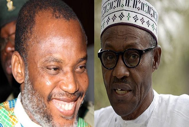Facts To Prove Buhari Has Been Replaced By Jubrin – Nnamdi Kanu