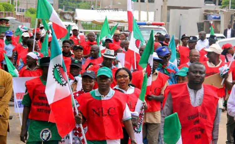 NLC To Stage Nationwide Protest