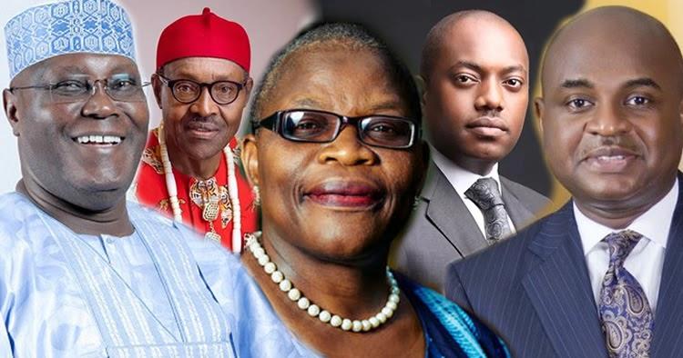Buhari, Atiku, Others Expected At The Presidential Debate