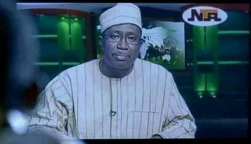 Popular NTA Broadcaster, Cyril Stober Retires