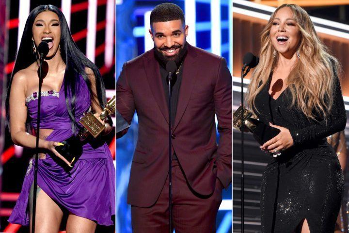 Full List Of Winners At 2019 Billboard Awards