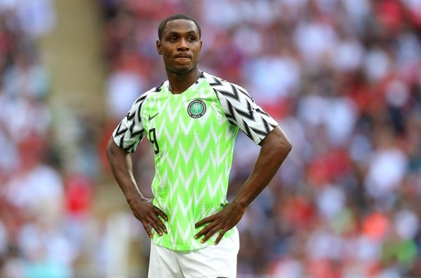 Odion Ighalo Retires From International Football