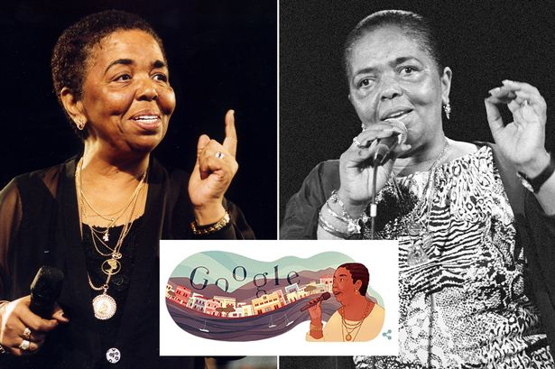 Google Doodle Honours Singer Known As 'Barefoot Diva'