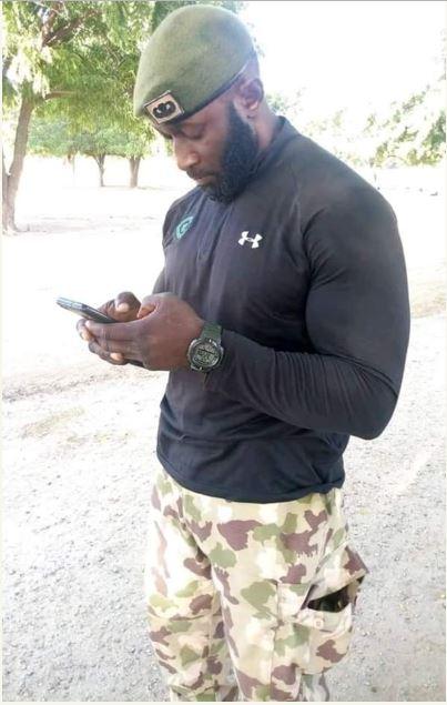 Boko Haram Kills Handsome Nigerian Soldier