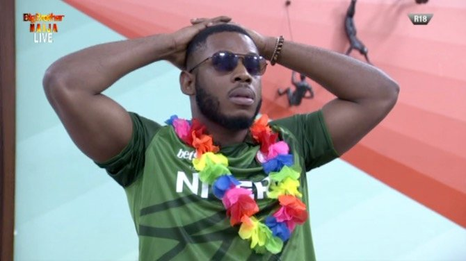 Frodd Uses His Veto Power To Nominate Tacha, 4 Others For Eviction