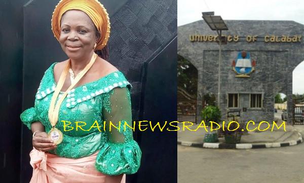 University Of Calabar Deputy Registrar, Hannah Oboho Kidnapped (Photo)