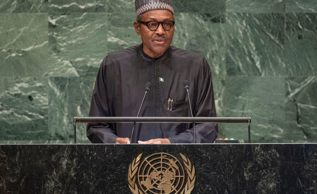 President Buhari To Visit South Africa On Wednesday
