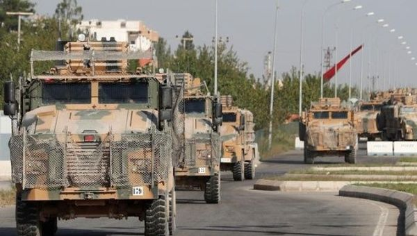UK, Spain Suspend Arms Exports To Turkey