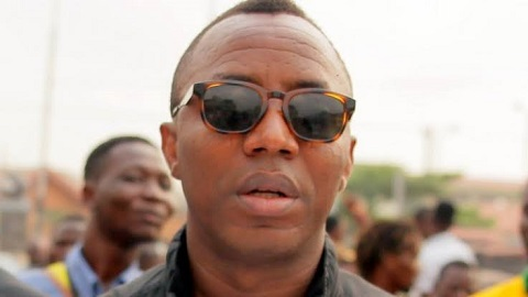 How DSS Operatives Fired Bullets And Teargas At Crowd Protesting Sowore's Release