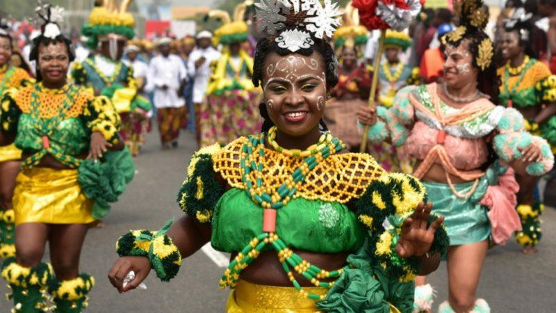 Watch First Video From 2019 Calabar Carnival #carnivalcalabar2019