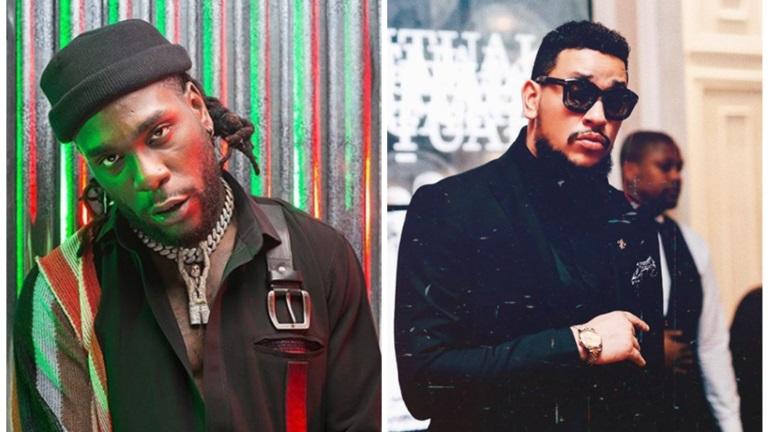AKA Reacts To Burna Boy Grammy Award Loss