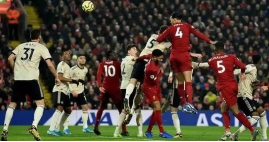 FA To Punish Man Utd After 2-0 Defeat To Liverpool