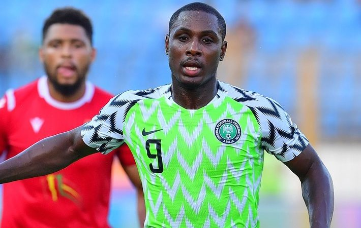 Manchester United Include Ighalo In Europa League Squad