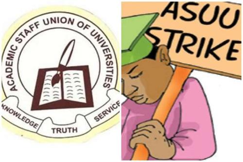 ASUU Commences Nationwide Strike