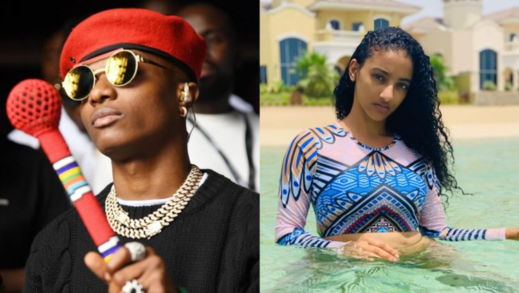 Beautiful Photos Of Wizkid's Ex-Girlfriend Who Is Now Married With 2 Kids