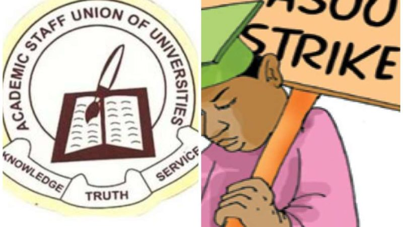 Indefinite Strike Action Still On - ASUU