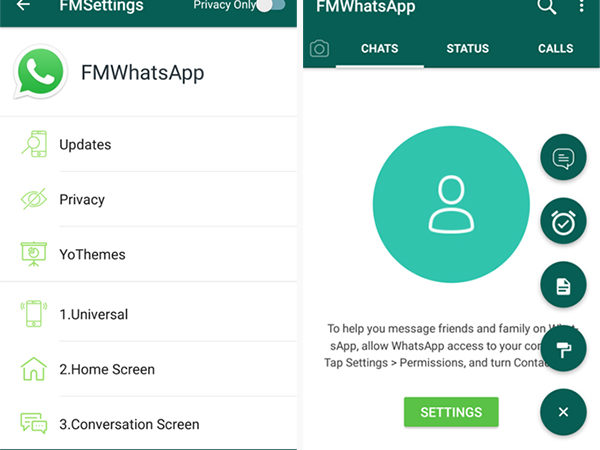 Download FMWhatsApp - Fouad WhatsApp Android