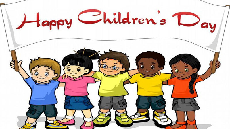 Happy Children's Day Nigeria