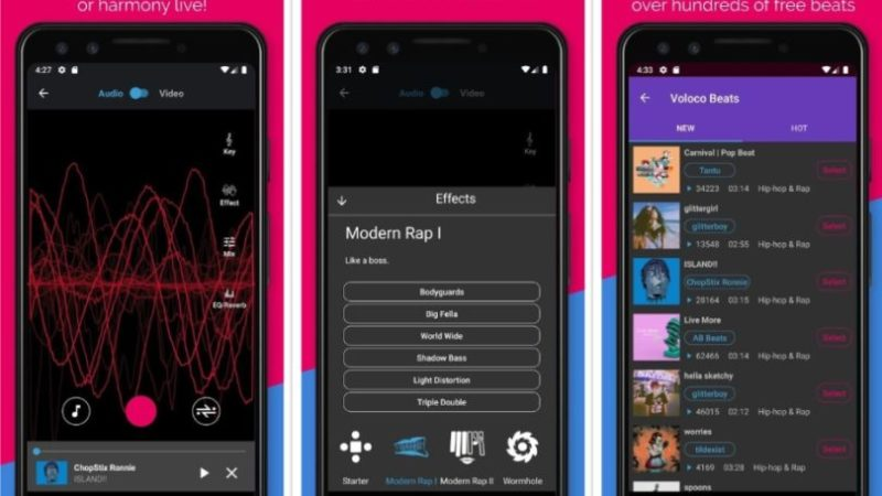 How To Record Songs On Your Smartphone Using 'Voloco'