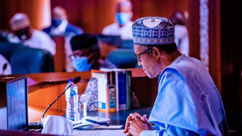 President Buhari Reveals Why APC Must Not Be Allow To Disintegrate