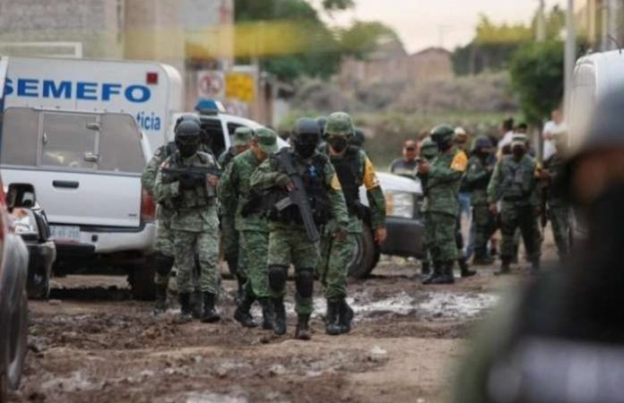 27 Shot Dead In Attack On Mexico Drug Rehab Centre