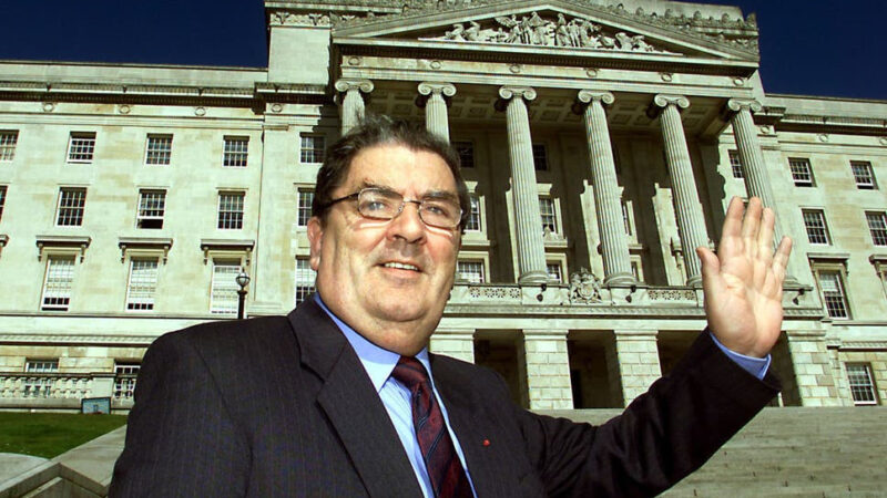 Nobel Peace Prize Winner John Hume Is Dead
