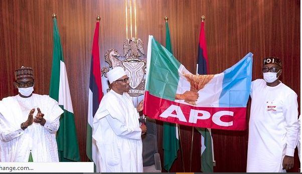 President Buhari Endorses Ize-Iyamu Ahead Of Edo Elections